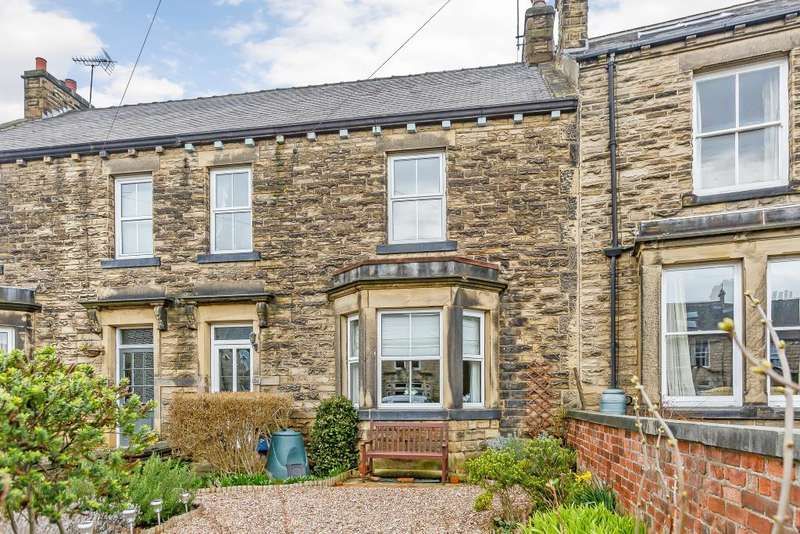 3 Bedrooms Terraced House for sale in Station Road, Tadcaster, LS24 9JG