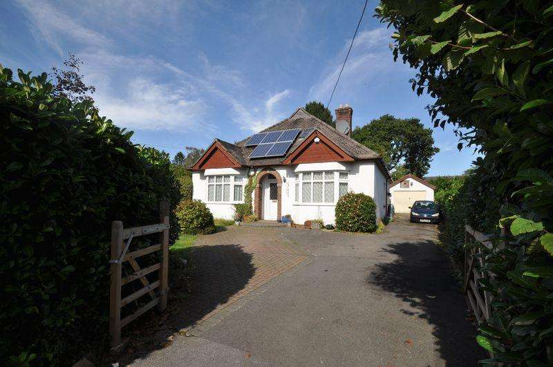 4 Bedrooms Detached Bungalow for sale in Station Road, Verwood
