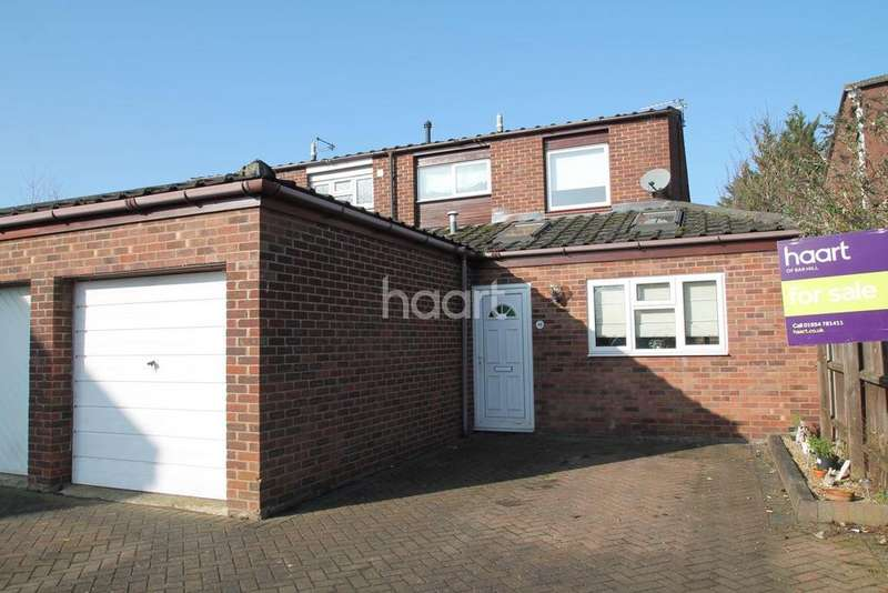 4 Bedrooms Semi Detached House for sale in Almond Grove, Bar Hill
