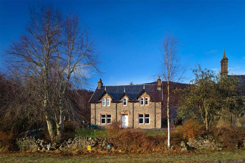 5 Bedrooms Detached House for sale in Cul-Na-Carn, Dundreggan, Glenmoriston, IV63