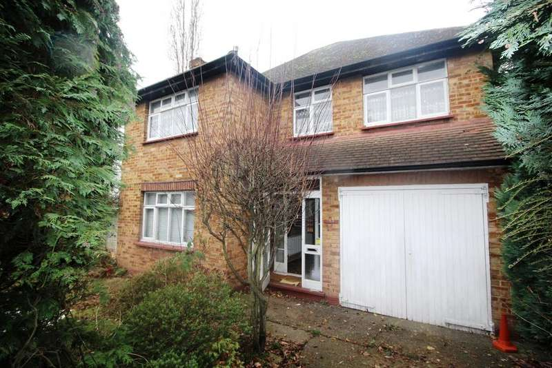 4 Bedrooms Detached House for sale in Gravel Hill Close Bexleyheath DA6