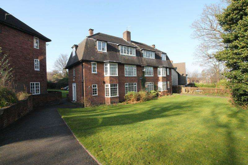 2 Bedrooms Apartment Flat for sale in Victoria Gardens, Oxton