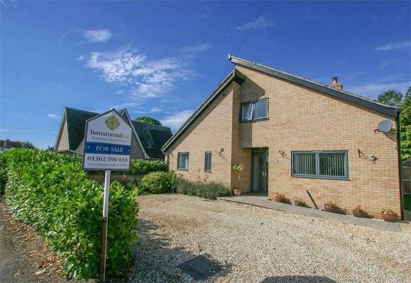 4 Bedrooms Detached House for sale in Orchard Close, Forncett St Peter, Norfolk