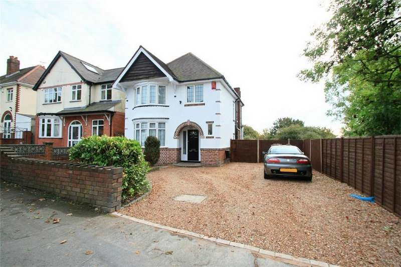 3 Bedrooms Detached House for sale in Himley Road, DUDLEY, West Midlands