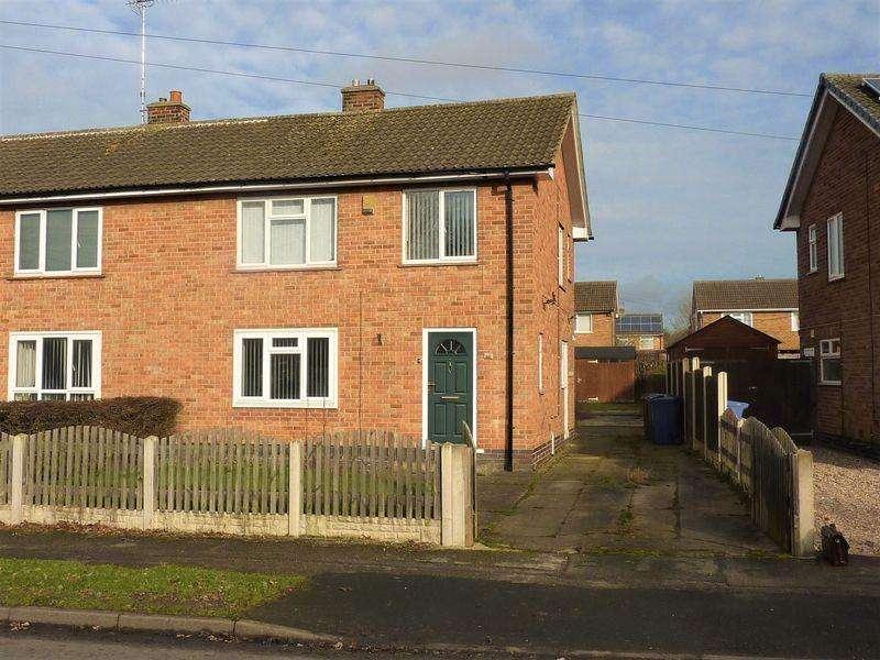 3 Bedrooms Semi Detached House for sale in Hawthorne Avenue, Borrowash