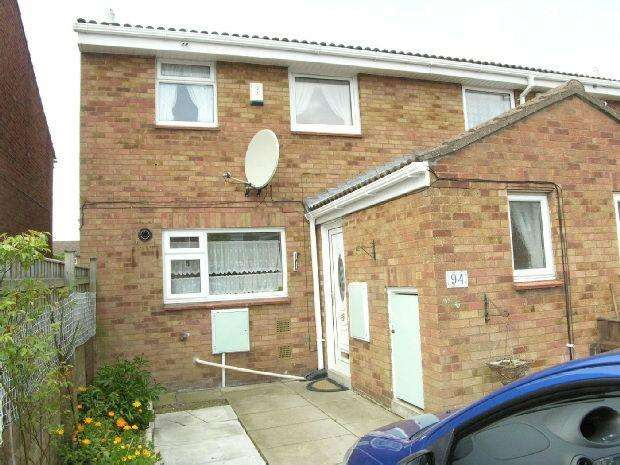 3 Bedrooms End Of Terrace House for sale in Hildyard Street, GRIMSBY