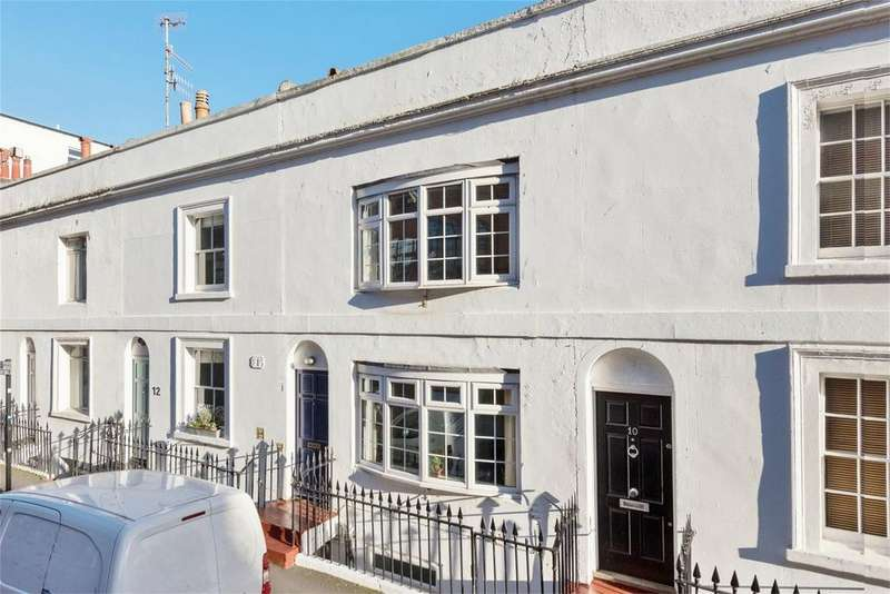 3 Bedrooms Terraced House for sale in Robert Street, North Laine, Brighton, East Sussex