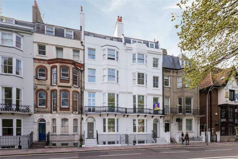 2 Bedrooms Flat for sale in Marlborough Place, Brighton