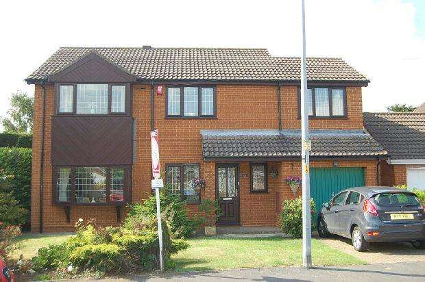 4 Bedrooms Detached House for sale in Meadowbank, Great Coates, GRIMSBY
