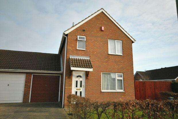 3 Bedrooms Detached House for sale in Cyrano Way, GRIMSBY