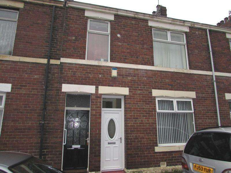 2 Bedrooms Ground Flat for sale in Breamish Street, Jarrow - Two Bedroom Ground Floor Flat