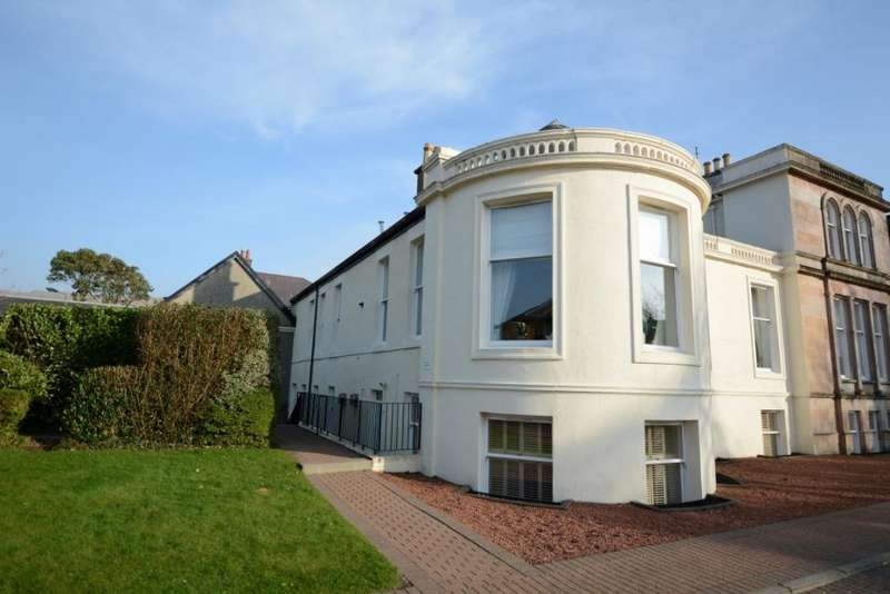 2 Bedrooms Apartment Flat for sale in 34B Blackdales House, Charles Street, Largs, KA30 8HL