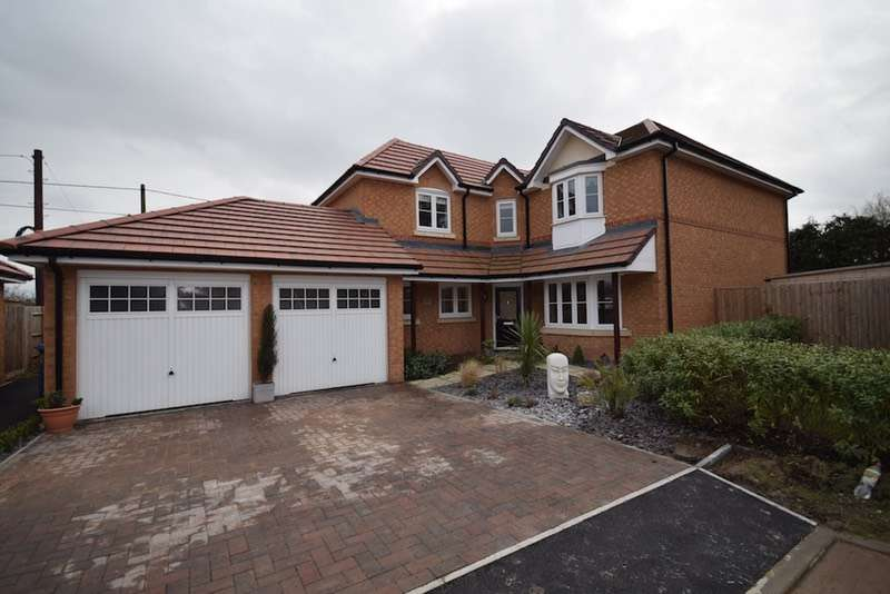 5 Bedrooms Detached House for sale in Jasmin Close, Sheerness, ME12