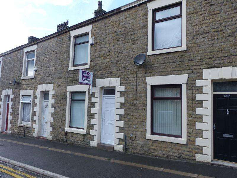 2 Bedrooms Terraced House for sale in Ripponden Road, Moorside