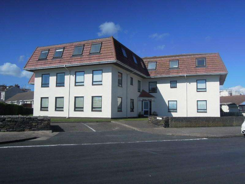 2 Bedrooms Apartment Flat for sale in Royal Court, Queens Promenade, Ramsey, IM8 1EP