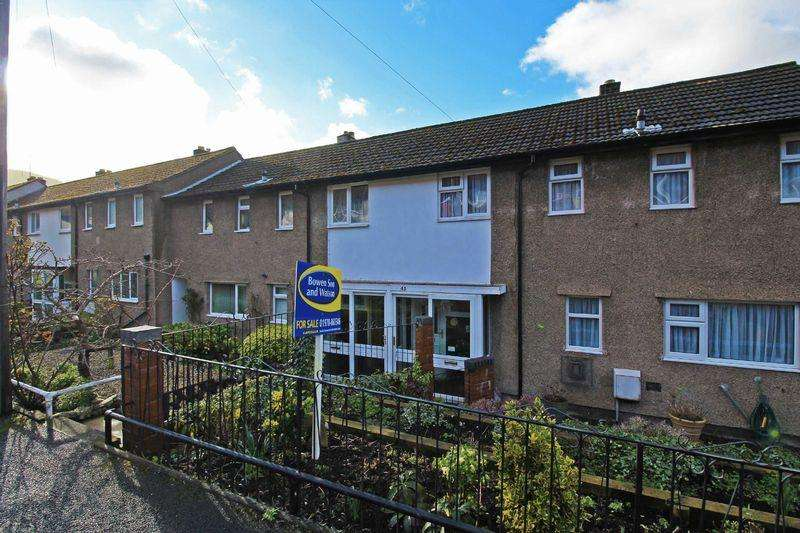 3 Bedrooms Terraced House for sale in Maes Pengwern, Llangollen