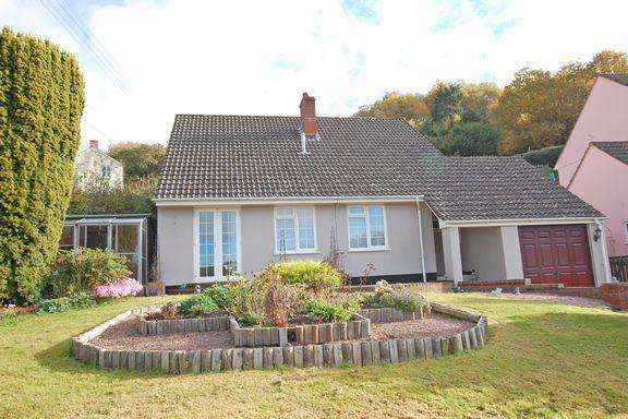 3 Bedrooms Detached House for sale in Timberscombe