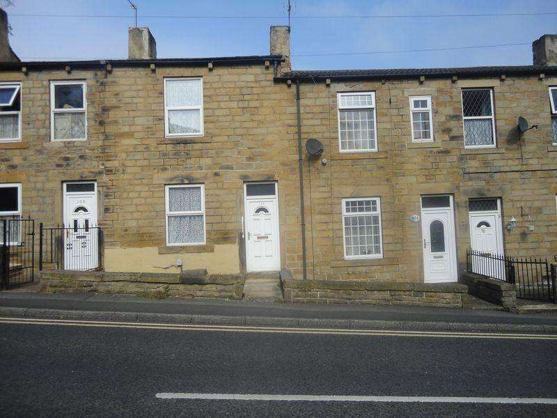2 Bedrooms Terraced House for sale in Upper Road, Batley