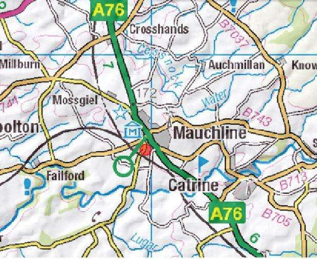 Land Commercial for sale in Corrie Mains, Mauchline, Ayrshire, KA5