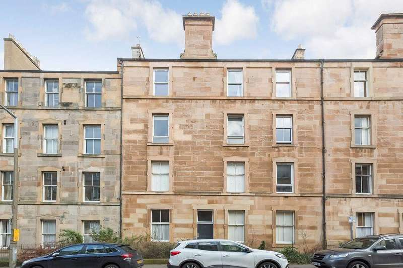 2 Bedrooms Flat for sale in 9/5 Livingstone Place, Marchmont, EH9 1PA