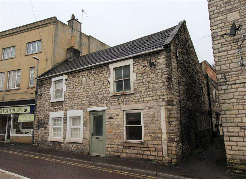 2 Bedrooms End Of Terrace House for sale in High Street, Paulton, Bristol