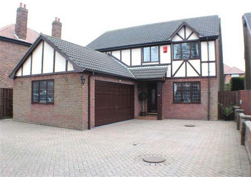 4 Bedrooms Detached House for sale in Kingsgate, Bridlington, East Yorkshire