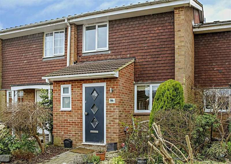 3 Bedrooms Terraced House for sale in Knightswood, Birch Hill, Bracknell, Berkshire