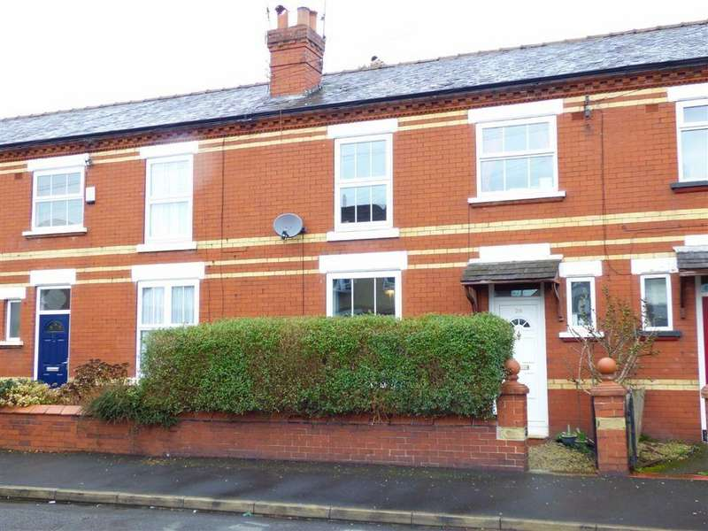 3 Bedrooms Terraced House for sale in Burnage Hall Road, Burnage, Manchester, M19
