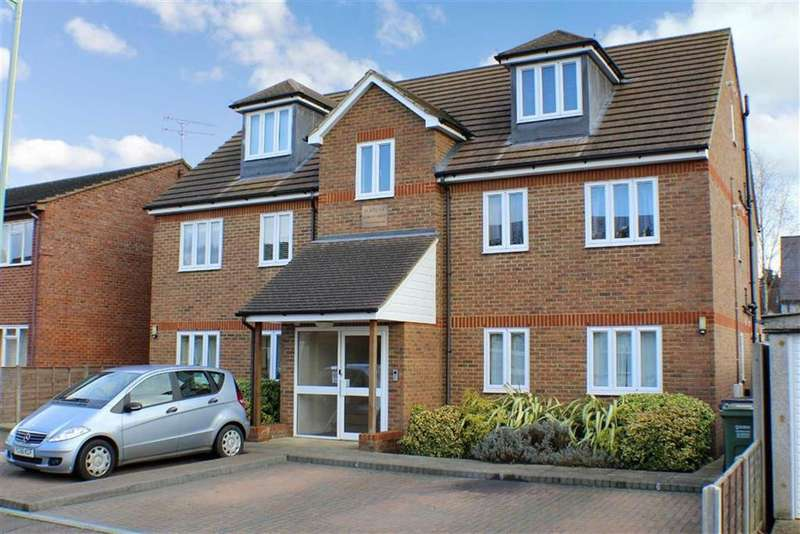 2 Bedrooms Flat for sale in Ashbury Court, St Albans, Hertfordshire