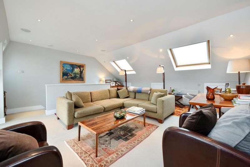 3 Bedrooms Flat for sale in Albert Bridge Road, Battersea, SW11