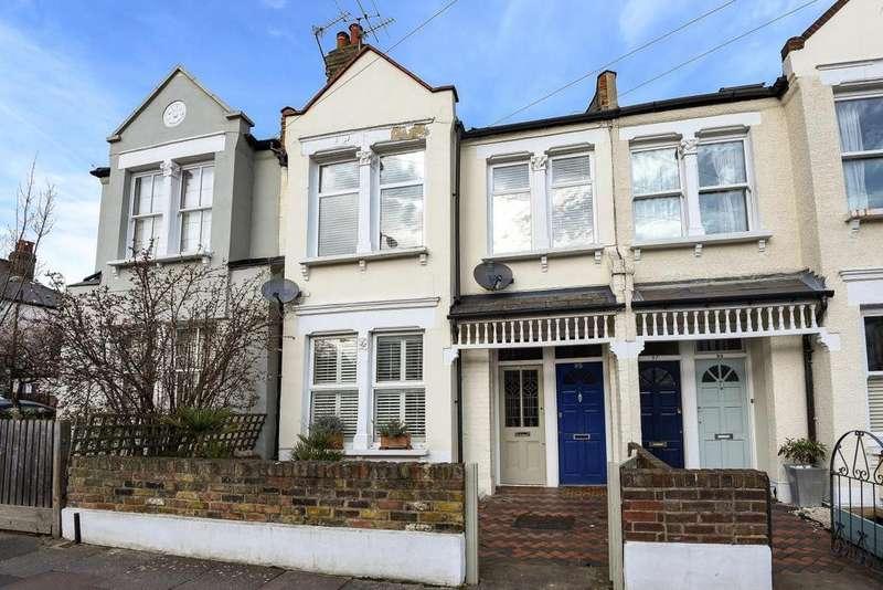 2 Bedrooms Maisonette Flat for sale in Brookwood Road, Southfields, SW18