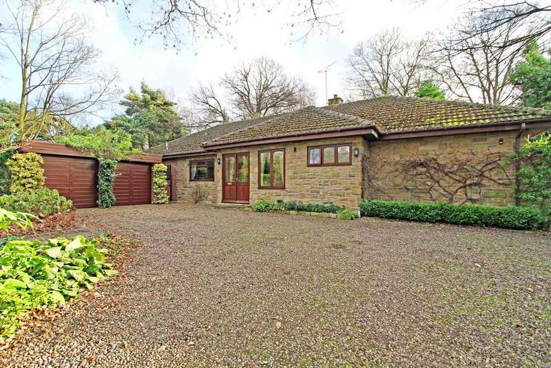3 Bedrooms Detached Bungalow for sale in Parkwood Rise, Barnby Dun, DN3 1LY