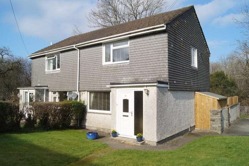 2 Bedrooms Semi Detached House for sale in Buckland Monachorum