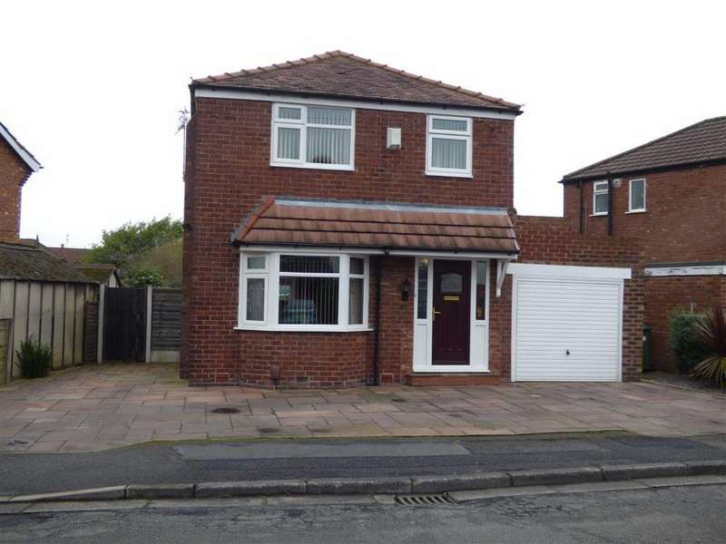 3 Bedrooms Detached House for sale in Acacia Avenue, Cheadle Hulme, Cheshire
