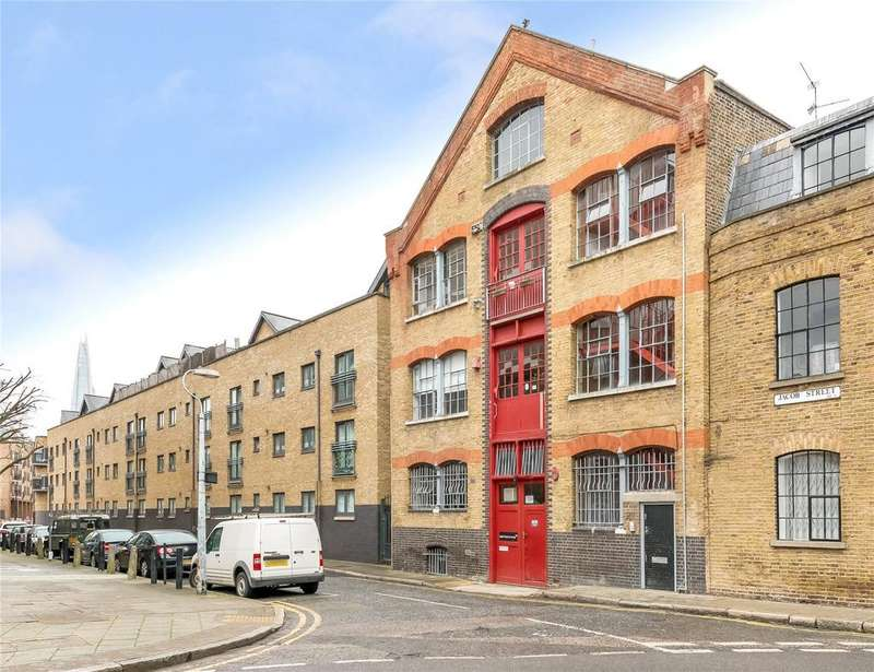 3 Bedrooms Penthouse Flat for sale in Jacob Street, London, SE1