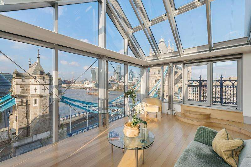 4 Bedrooms Penthouse Flat for sale in The High Command, Anchor Brewhouse, 50 Shad Thames, London, SE1
