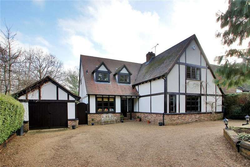 4 Bedrooms Detached House for sale in Common Road, Ightham, Sevenoaks, Kent, TN15