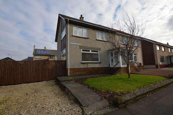 3 Bedrooms Semi-detached Villa House for sale in 28 Murdoch Crescent, Stevenston, KA20 3JZ