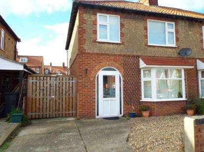 3 Bedrooms Semi Detached House for sale in Sheringham, Norfolk