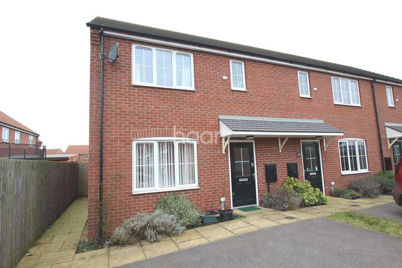 3 Bedrooms End Of Terrace House for sale in Market Rasen