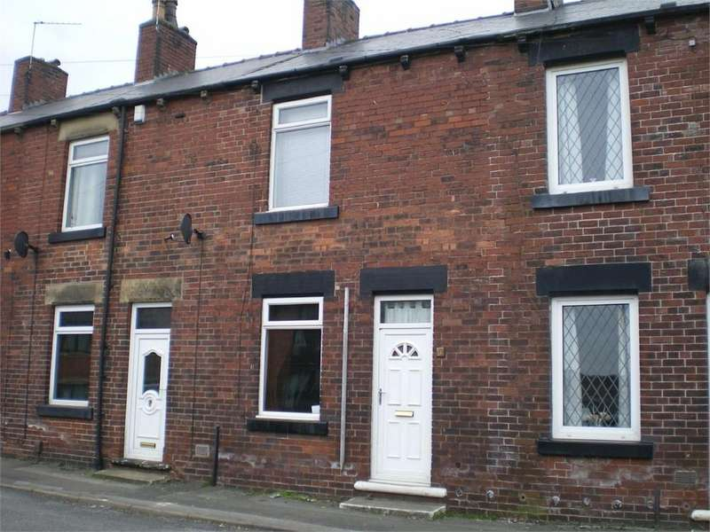 2 Bedrooms Terraced House for sale in Stanley Road, BARNSLEY, South Yorkshire