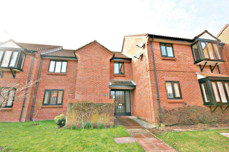 1 Bedroom Flat for sale in Drakes Close, Bridgwater