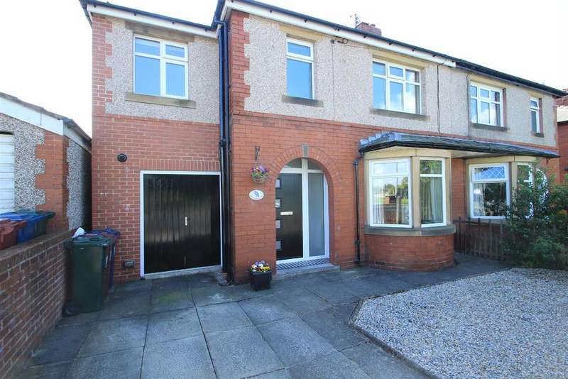 4 Bedrooms Semi Detached House for sale in Littlemoor Road, Clitheroe