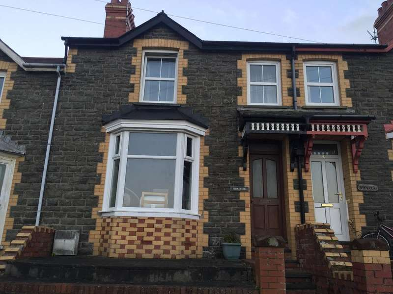 3 Bedrooms Terraced House for sale in Trefechan, Aberystwyth, Ceredigion SY23