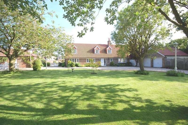 4 Bedrooms Detached House for sale in Eskham, Lincolnshire