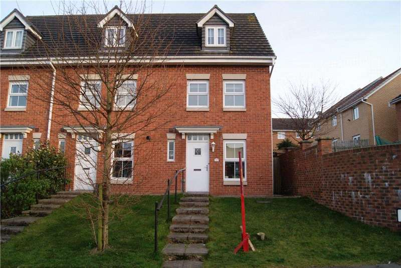 3 Bedrooms End Of Terrace House for sale in Beechwood Close, Sacriston, DH7
