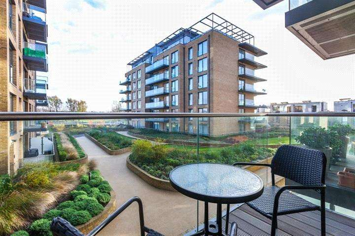 3 Bedrooms Flat for sale in Tizzard Grove, Blackheath, London, SE3