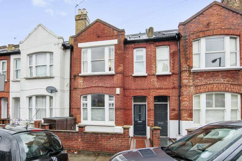 3 Bedrooms Flat for sale in Fawe Park Road, SW15