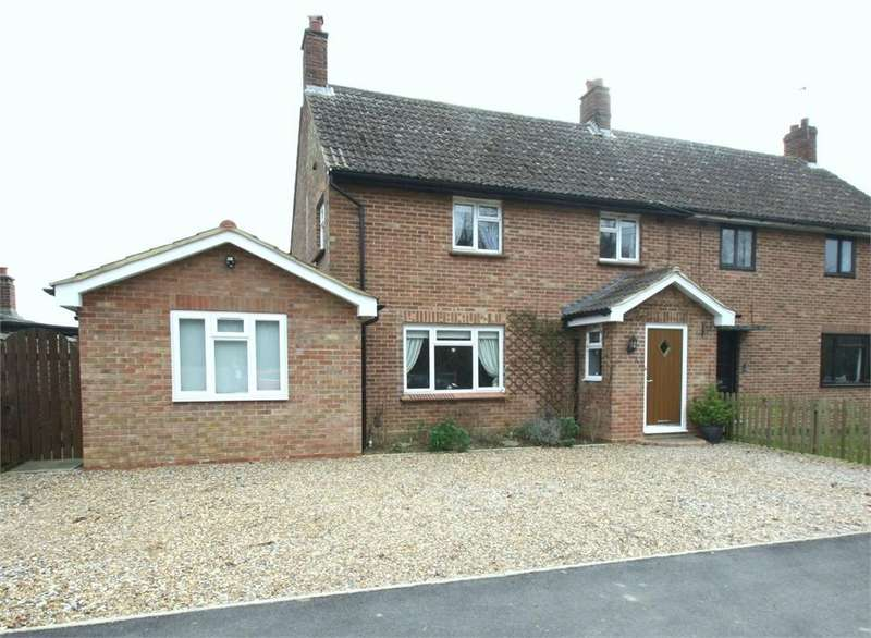4 Bedrooms Semi Detached House for sale in The Causeway, Toppesfield, Essex
