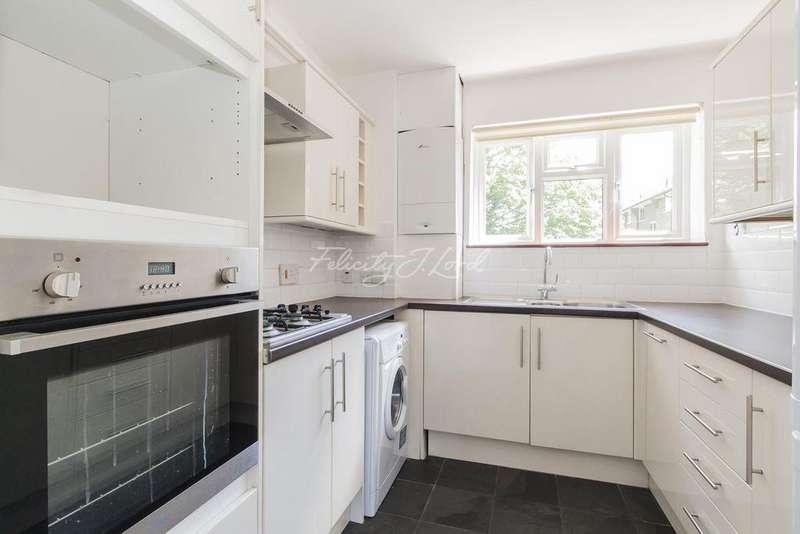 2 Bedrooms Flat for sale in Baizdon Road, Blackheath Village SE3